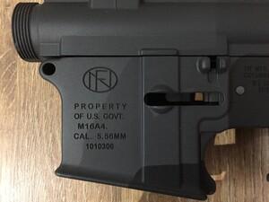 G&P M16A4 FN刻印 メタルフレーム GP543 M4の写真2