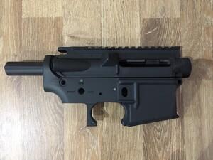 G&P M16A4 FN刻印 メタルフレーム GP543 M4の写真4