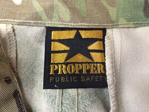 PROPPER BDUパンツ マルチカム サイズ SMALL-LONG ミリタリーの写真4