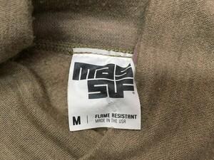 US MASSIF コンバットシャツ マルチカム M ミリタリーの写真2
