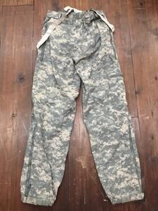米軍 IWOL BOTTOM ソフトシェルパンツ ACU MEDIUMの写真1