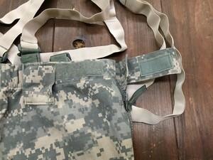 米軍 IWOL BOTTOM ソフトシェルパンツ ACU MEDIUMの写真6