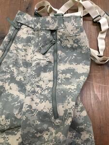 米軍 IWOL BOTTOM ソフトシェルパンツ ACU MEDIUMの写真7