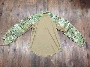 イギリス軍 MTP コンバットシャツ マルチカム Mサイズ ミリタリーの写真1