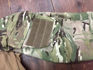 イギリス軍 MTP コンバットシャツ マルチカム Mサイズ ミリタリーの写真4