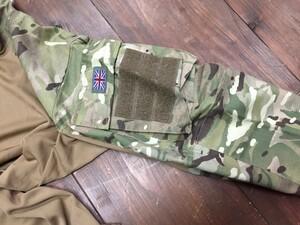 イギリス軍 MTP コンバットシャツ マルチカム Mサイズ ミリタリーの写真5