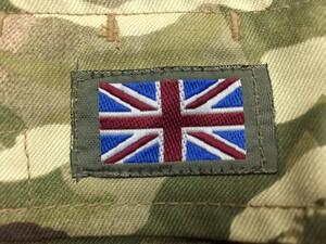 イギリス軍 MTP コンバットシャツ マルチカム Mサイズ ミリタリーの写真6