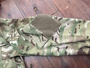 イギリス軍 MTP ウインドプルーフ コンバットジャケット パーカー マルチカムの写真5