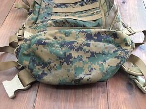 USMC アサルトパック マーパット 迷彩 放出品 ミリタリーの写真5