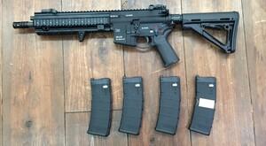 VFC Umarex HK416A5 GBBR カスタム品 ミリタリーの写真0