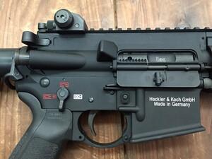 VFC Umarex HK416A5 GBBR カスタム品 ミリタリーの写真7