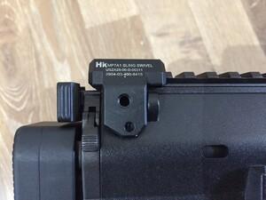 KSC ガスガン MP7A1 KSC 創業40周年記念モデル HKの写真7