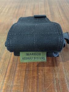 WARRIOR ASSAULT SYSTEMS 実物 ユニバーサルピストルホルスター ブラックの写真3