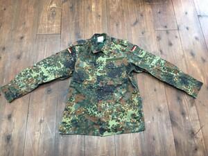 ドイツ軍 フレクター迷彩ジャケット ミリタリー ファッション 個人装備 放出品の写真0