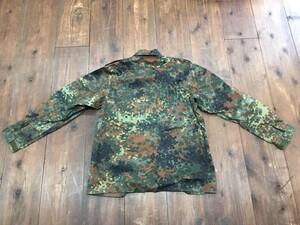ドイツ軍 フレクター迷彩ジャケット ミリタリー ファッション 個人装備 放出品の写真1