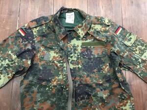 ドイツ軍 フレクター迷彩ジャケット ミリタリー ファッション 個人装備 放出品の写真5