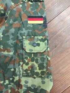 ドイツ軍 フレクター迷彩ジャケット ミリタリー ファッション 個人装備 放出品の写真6