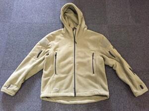 Westrooper製 フリースジャケット M アウター 冬物 アウトドアの写真0