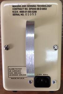 IST WBGT 熱ストレスモニター RSS-220 の写真5