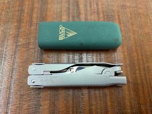 BUCK ミニバック ツールナイフ 350 アウトドア キャンプの写真1