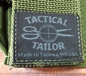 TACTICAL TAILOR レッグホルスター OD M1911、グロック、SIG P226R、ベレッタ92FS対応の写真5