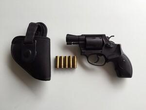 マルシン ガス S&W M36 チーフスペシャル2インチ 8mmの写真0