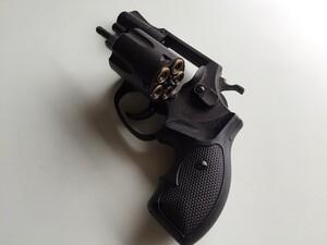 マルシン ガス S&W M36 チーフスペシャル2インチ 8mmの写真4