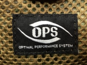 UR-TACTICAL OPS コンバット アドミンポーチ MC 実物500Dの写真7