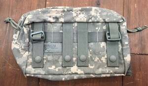 米軍放出 イーグルインダストリーズ ユーティリティポーチ ACU ミリタリー アウトドアの写真0