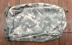 米軍放出 イーグルインダストリーズ ユーティリティポーチ ACU ミリタリー アウトドアの写真1