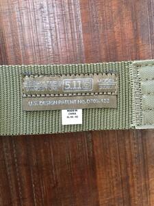 5.11 タクティカル リガーベルト マーベリックアサルト XL サンドストーンの写真4