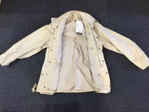 米軍 ALPHA フィールドジャケット M65 カーキ S-Rの写真2