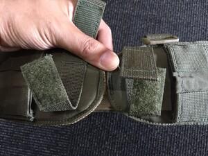 実物 TYR Tactical ベルトパッド  Lowの写真3