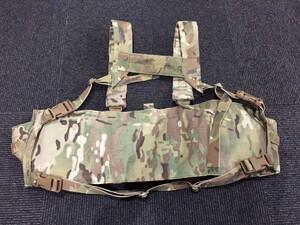 MAYFLOWER HK417 Recce Chest Rig マルチカムの写真1