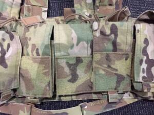 MAYFLOWER HK417 Recce Chest Rig マルチカムの写真3