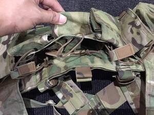MAYFLOWER HK417 Recce Chest Rig マルチカムの写真5