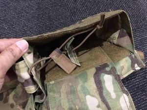 MAYFLOWER HK417 Recce Chest Rig マルチカムの写真7