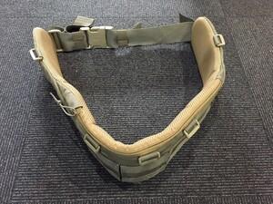 実物 TYR Tactical ベルトパッド Jungle Beltの写真1