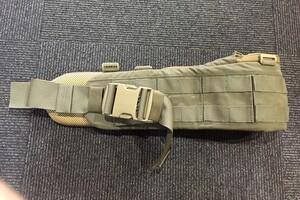 実物 TYR Tactical ベルトパッド Jungle Beltの写真2