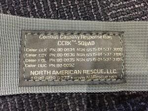 North American Rescue CCRKポーチ 80-0092 ACUの写真9