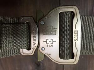 5.11 Tactical リガーベルト 59569 マーベリックアサルト サンドストーンの写真1