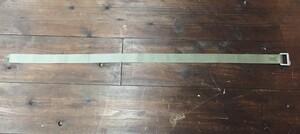 5.11 TACTICAL トラバース ダブルバックルベルト 59510 サンドストーンの写真6