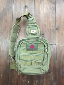 5.11 Tactical スリングバッグ 56963 RUSH MOAB-6の写真0