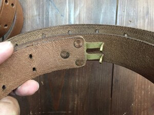 MILSCO 米軍 レザースリング M1918 ブローニング BAR用の写真5