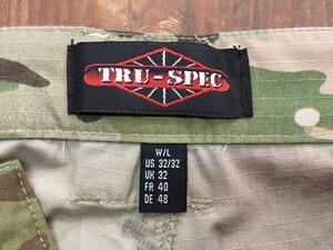 TRU-SPEC BDUパンツ MC サイズ32-32(米規格) ミリタリー サバゲーの写真3