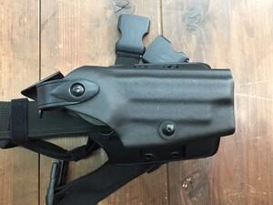 Safariland レッグホルスター SIG P220 P226 右用の写真5