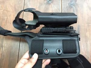 Safariland レッグホルスター SIG P220 P226 右用の写真8