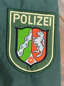 ドイツ警察 POLIZEI ゴアテックスパーカー ライナー付き サイズ36 2009年製の写真5