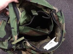 米軍放出 Patrol Combat Pack ウッドランド ミリタリーの写真3
