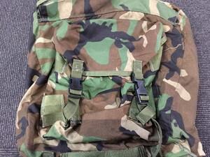 米軍放出 Patrol Combat Pack ウッドランド ミリタリーの写真5